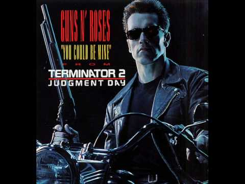 Guns n roses - You could be mine (Terminator 2 soundtrack)