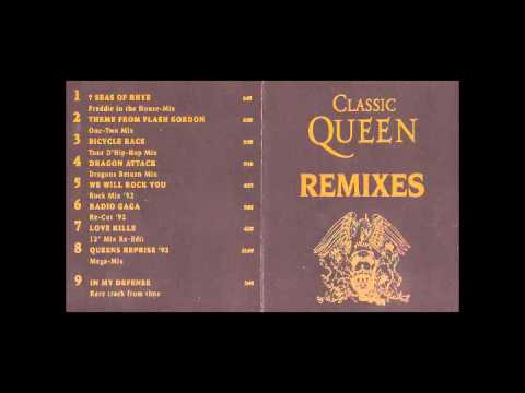 Queen - Radio ga ga. Re-Cut 1992 (Classic Queen Remixes)