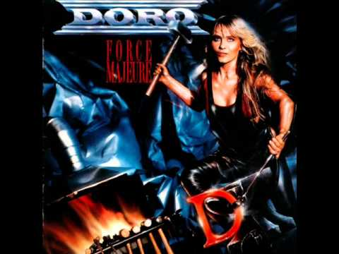 Doro Pesch - Angels With Dirty Faces (+ lyrics)