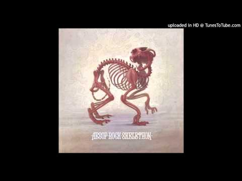 Aesop Rock - Dokken Rules Feat. Rob Sonic