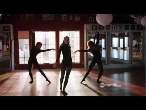 Sasha dances to Istanbul (Not Constantinople) on Bunheads