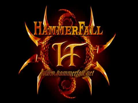 HammerFall The way of the warrior with lyrics
