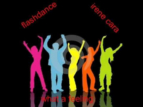 irene cara flashdance what a feeling house radio edit
