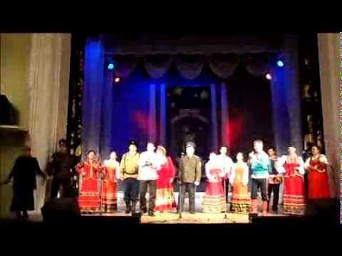 Popular russian song Winter, песня Зима (cover version Витас)