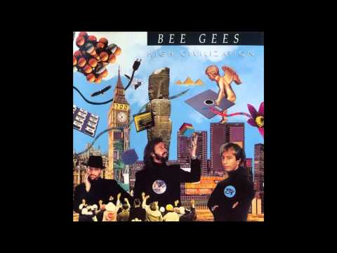 Bee Gees-High Civilization-Ghost Train(HD)