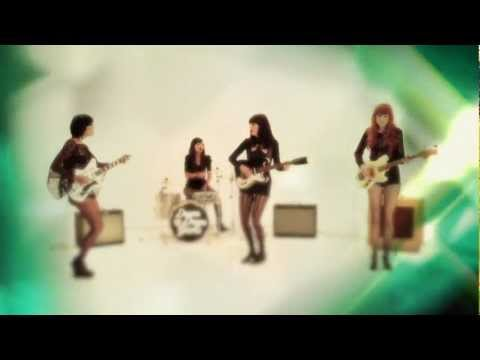 Dum Dum Girls - Bedroom Eyes [OFFICIAL VIDEO]