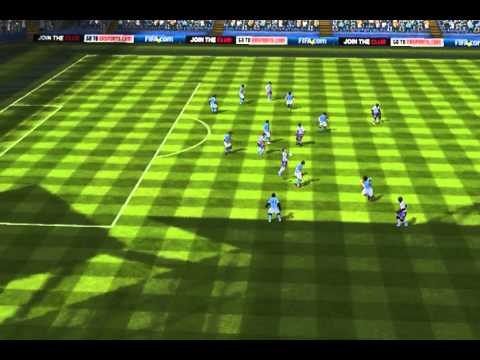 FIFA 13 iPhone/iPad - Manchester City vs. Toulouse FC