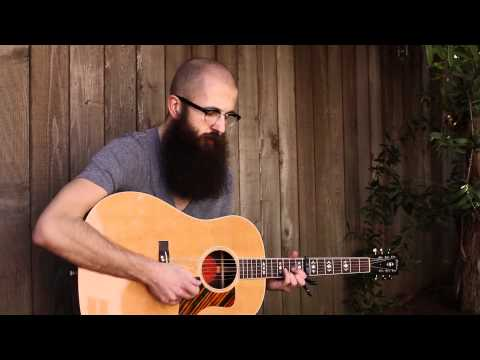 William Fitzsimmons - Blood and Bones [Live Acoustic]