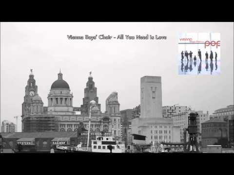Vienna Boys' Choir - all you need is love (The Beatles cover)
