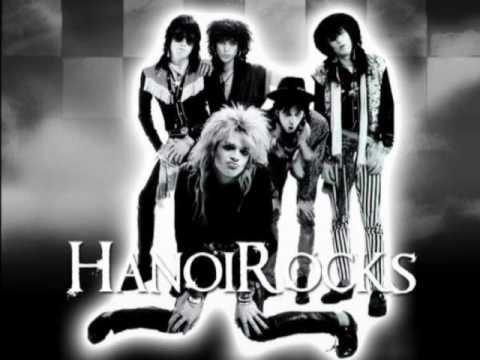Hanoi Rocks - The Devil In You