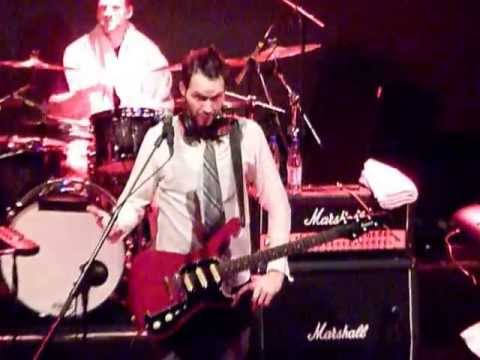 PAUL GILBERT - Dancing Queen (Abba) @ Sticky Fingers, Gothenburg