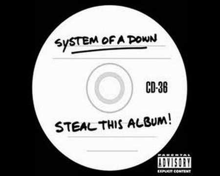 System Of A Down - Highway Song #11