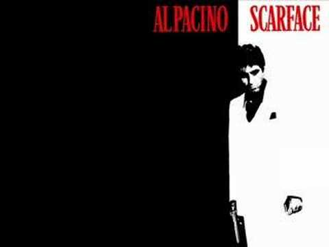 Scarface Soundtrack- Shes On Fire