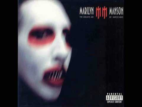 MARILYN MANSON The Golden Age of Grotesque - The Better of Two Evils
