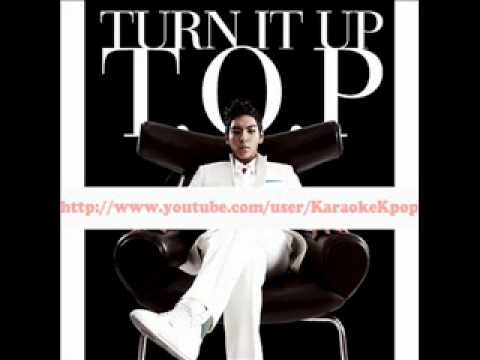 TOP - Turn It Up (Official Instrumental)