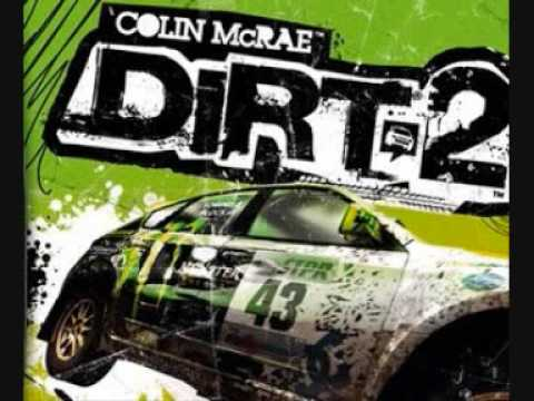 Colin McRae Dirt 2 OST Rise Against Injection