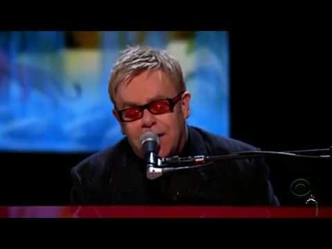 Elton John - Can you feel the love tonight Live (Rare Video)