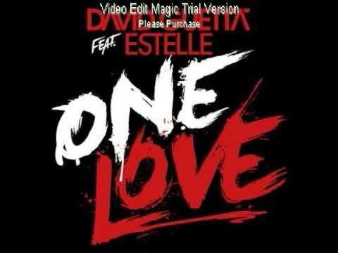 David Guetta feat. Estelle - One Love (DJ Chuckie & Fatman Scoop Remix)