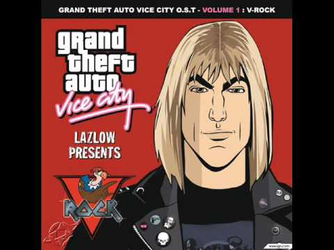 GTA Vice City - V-Rock Quiet Riot - Cum On Feel The Noize