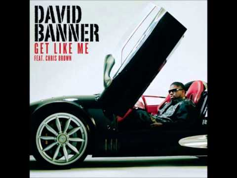 David Banner ft Chris Brown- get like me Bass Boosted