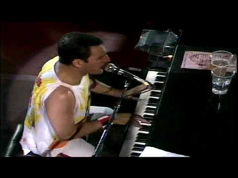Queen - Bohemian Rhapsody (Live At Wembley Stadium, Saturday 12 July 1986)