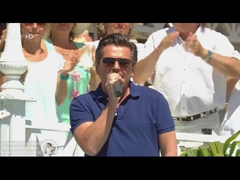 Thomas Anders Take A Chance ZDF 2015