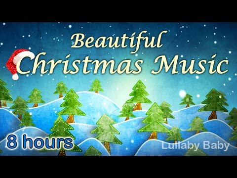 ✰ 8 HOURS ✰ CHRISTMAS MUSIC Instrumental ✰ Christmas Songs Playlist ✰ Peaceful Piano ✰ Xmas Carols